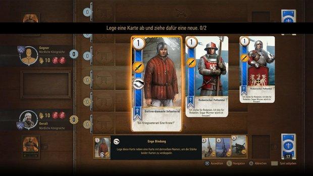 The Witcher 3: Gwint-Spieler finden und Händler-Fundorte