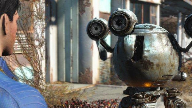 Fallout 4: Grafikvergleich mit Fallout 3 - Wie groß ist der Fortschritt?
