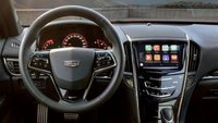 Cadillac plant Automodelle mit CarPlay-Support & Android Auto für 2016