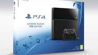 "PlayStation 4: Speicher 1 TB ""Ultimate Player Edition"""