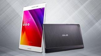 ASUS ZenPad S 8.0: Premium-Tablet im Metallgehäuse