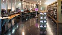 Wegen Renovierung geschlossen: Apple modernisiert Company Store im Hauptquartier