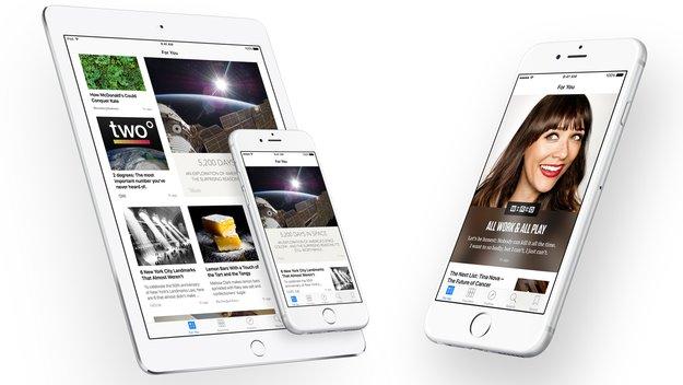 """Eddy Cue: Apple will gegen """"Fake News"""" in eigener News-App vorgehen"""