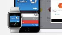 Apple Pay erobert UK:  Briten zahlen berührungslos per iPhone & Apple Watch