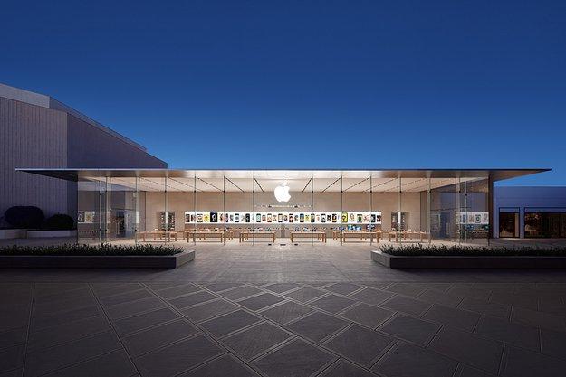 Zukunftsmusik: Apple erweitert Lieferungen am selben Tag in den USA