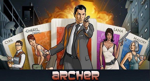 Archer Serien Stream