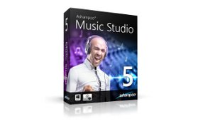 Ashampoo Music Studio 5 - Vollversion