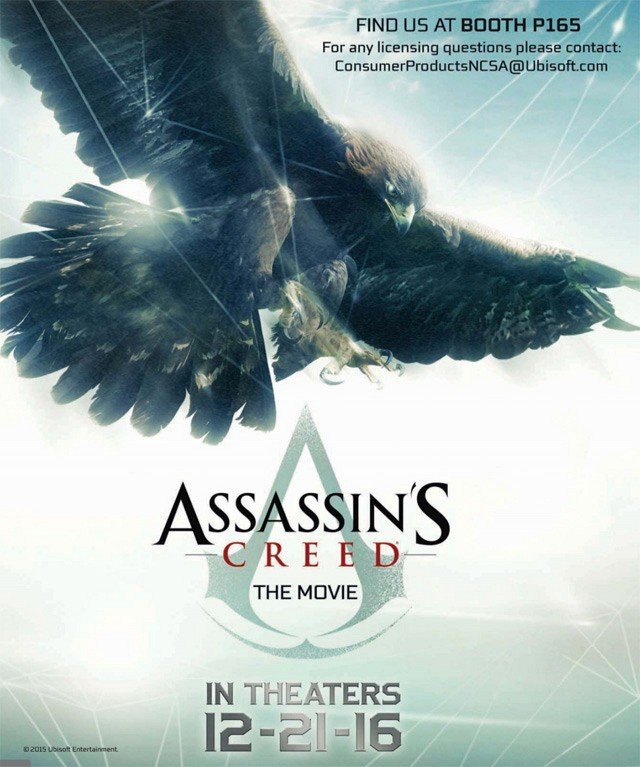 Assassins Creed Film Poster