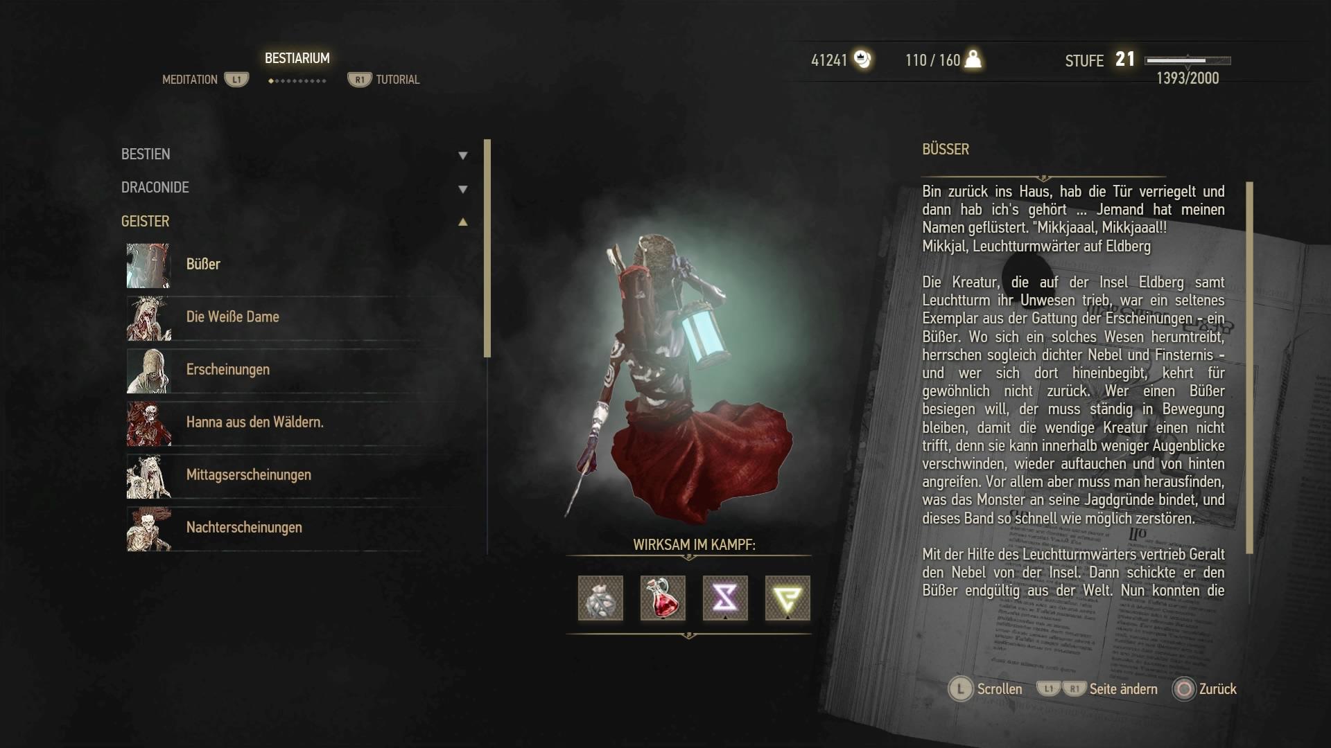 The Witcher 3 Walkthrough Hexer Auftrag Das Phantom Von Eldberg