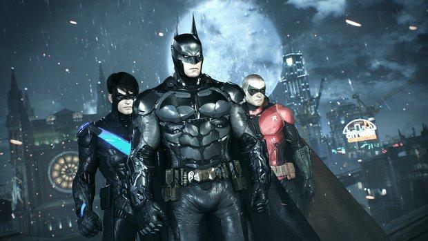 Batman - Arkham Knight: Framerate-Problem lösen