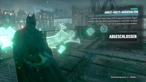 Batman - Arkham Knight: ER-Herausforderungen freischalten - alle Infos auf einen Blick