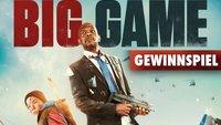 Gewinnt eine exklusive Reise zum Filmset von BIG GAME mit Groupon's Red-Carpet-Deal