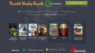 Humble Weekly Bundle: Strategie-Spiele im Angebot!