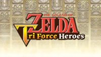 The Legend of Zelda: Tri Force Heroes Trailer für 3DS