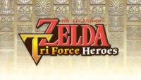 The Legend of Zelda: Tri Force Heroes Trailer für 3DS