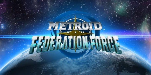 Metroid Prime Federation Force: Ankündigung mit Trailer
