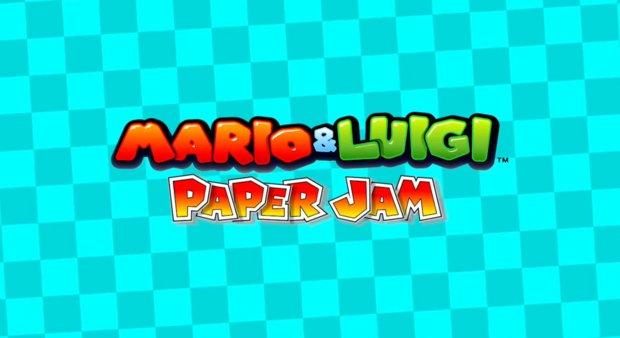 Mario & Luigi Paper Jam: Trailer des neuen Crossovers