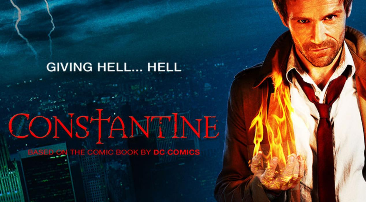 Constantine Serie Stream German