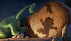 Arlo & Spot (Der gute Dinosaurier)