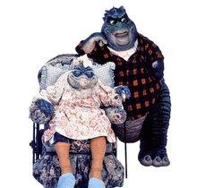 Die Dinos: Nicht die Mama & weitere Sprüche vom Baby, Earl und Co.