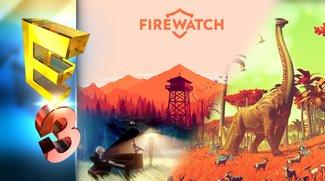 No Man's Sky, Dreams und Firewatch: Die kleinen Games werden bei Sony ganz groß!