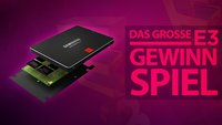 Schneller als du klicken kannst: Gewinne eine von vier Samsung SSD 850 PRO!