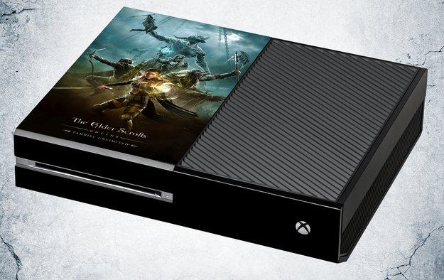 The Elder Scrolls Online: Gewinn eine Xbox One im Tamriel-Unlimited-Design