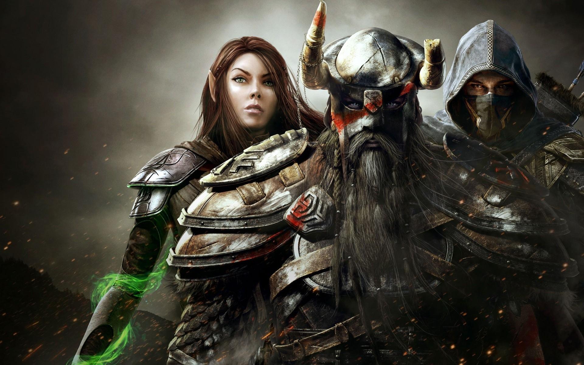 The Elder Scrolls Online Ein überblick über Die Klassen