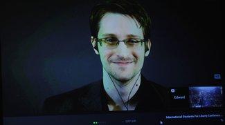 """Snowden lobt Apple: """"Wir sollten Tim Cook unterstützen"""""""