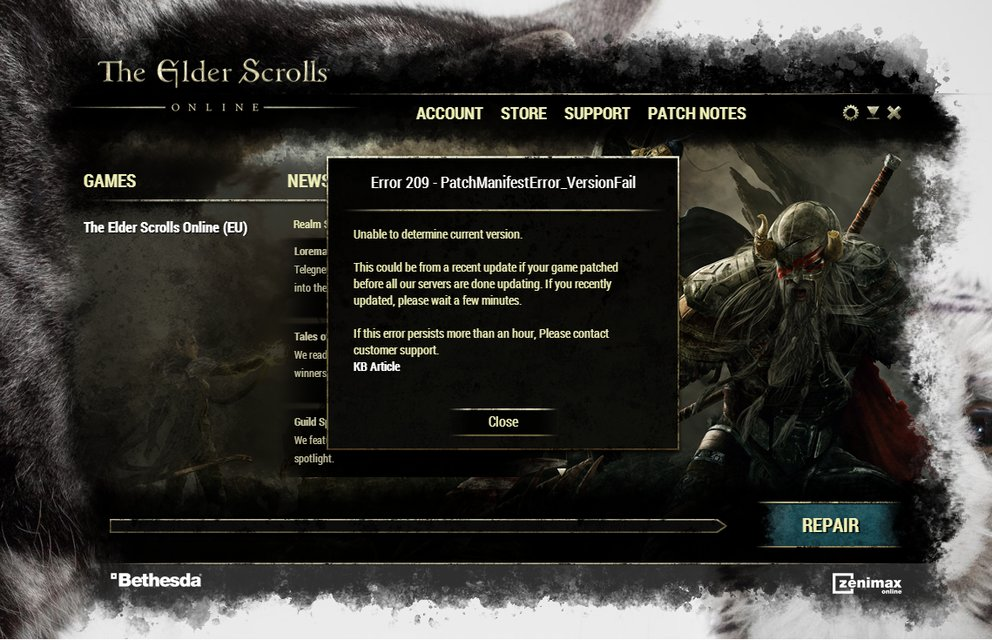 (Quelle: http://forums.elderscrollsonline.com/en/discussion/154648/update-6-issue-compilation-thread/p11)