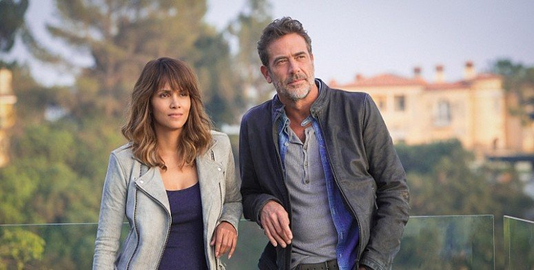 Extant Staffel 2: Molly mit JD Richter.