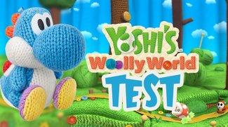 Yoshi's Woolly World Test: Der Stoff, aus dem Videospiel-Träume sind!