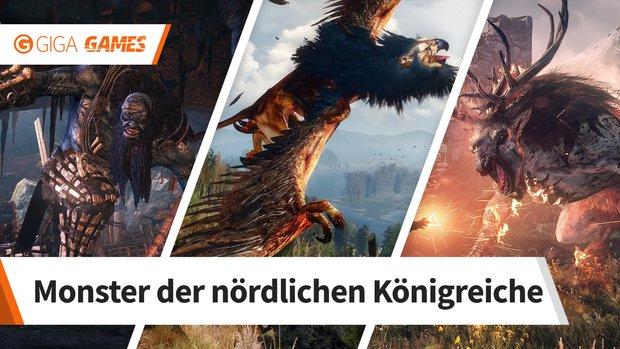 The Witcher 3 - Wild Hunt: Die Monster der nördlichen Königreiche