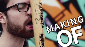 Making Of: GANGSTER & NERD-Musikvideo!