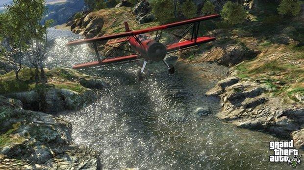 GTA 5 Flugzeuge: Alle Flieger mit Fundorten und Screenshots in der Übersicht