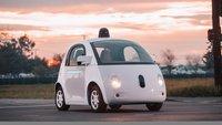 Selbstverschuldeter Unfall: Googles Roboter-Autos sind doch nicht fehlerlos