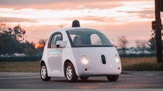 Googles Selbstfahr-Autos: Prototypen auf öffentlichen Straßen in Kalifornien unterwegs