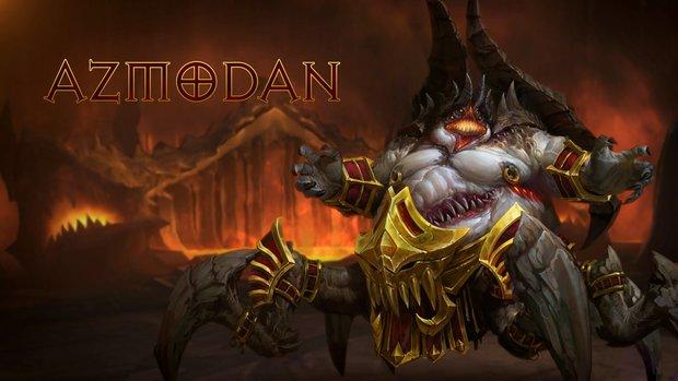 Heroes of the Storm: Azmodan-Guide – So spielt ihr den General der Hölle!