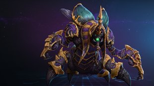 Heroes of the Storm: Anub'Arak-Guide – der tankende Brain-Bug