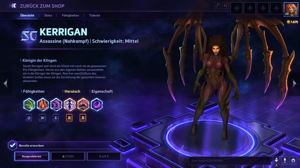 Heroes Of The Storm Build Pro