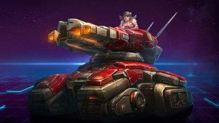 Heroes of the Storm: Sgt. Hammer-Guide – So spielt ihr das Starcraft-Tank-Girl!