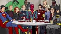 Avengers 2: Alternative Enden nehmen Superhelden auf die Schippe