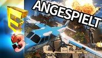 E3 2015: Unser erster Eindruck zu Just Cause 3 - Angespielt!