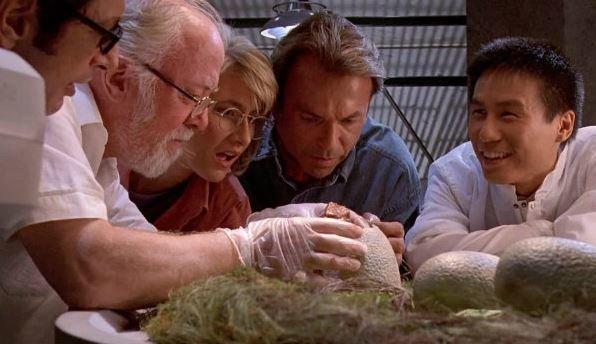Jurassic Park 1 Henry Wu