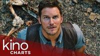 Kinocharts: Jurassic World bricht noch einen Weltrekord!