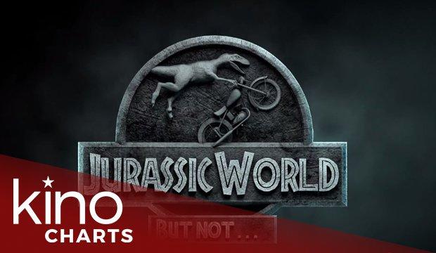 Kinocharts: Ted 2 enttäuscht, doch Jurassic World glänzt