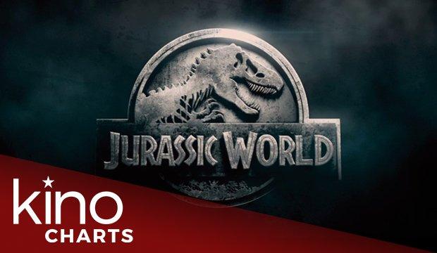 Kinostart Jurassic World