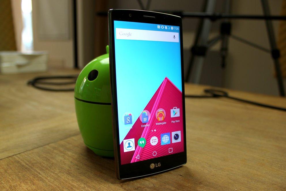 LG G4: Nutzer berichten von Touchscreen-Problemen [Update]