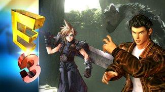 The Last Guardian, Final Fantasy 7 & Shenmue 3: Sony, spinnst du?!