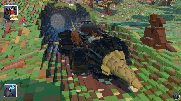 LEGO Worlds: Minecraft-Alternative inkl. Trailer gestartet